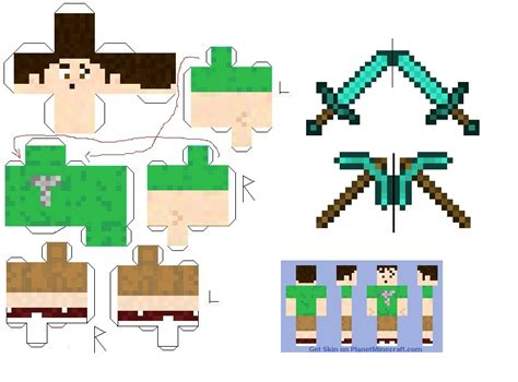 Minecraft Papercraft Book - minecraft print resources stock images designs