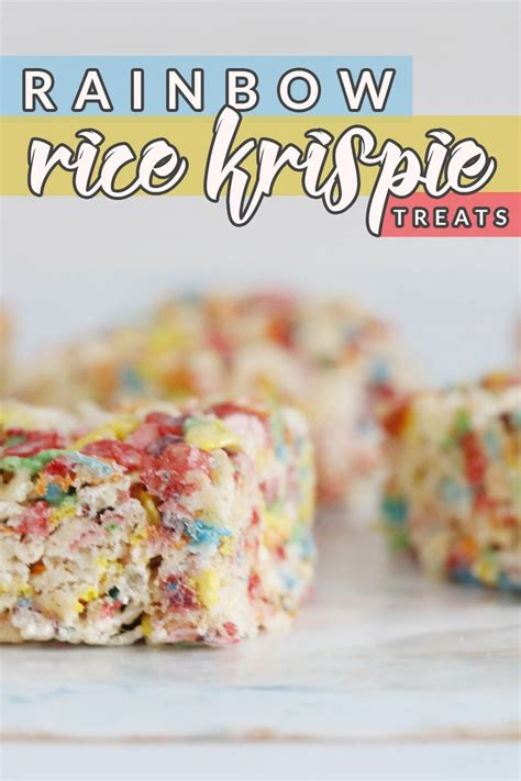 colored rice krispie treats best 25 rainbow rice ideas only on colored