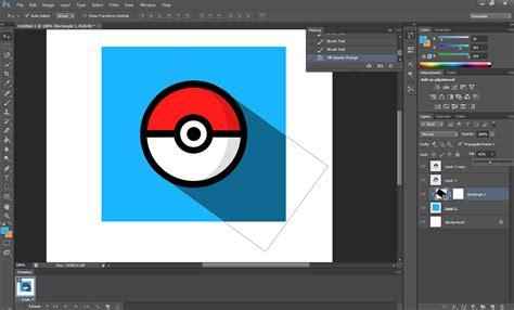 cara membuat garis kotak di photoshop cs6 cara membuat flat icon menggunakan photoshop cs6 belajar