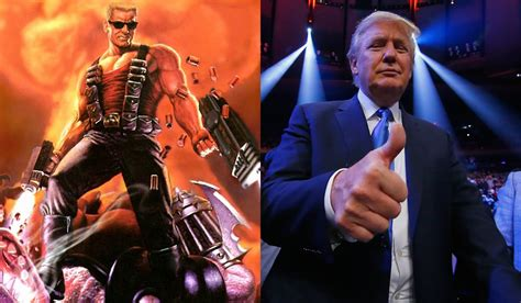 best duke nukem did donald try to hire the voice of duke nukem for a
