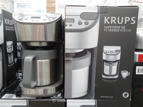 Krups Thermal Carafe Coffee Maker