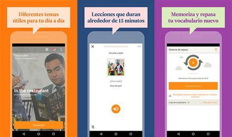 aprender las mejores aplicaciones 8426718035 las mejores aplicaciones para aprender ingl 233 s y otros idiomas