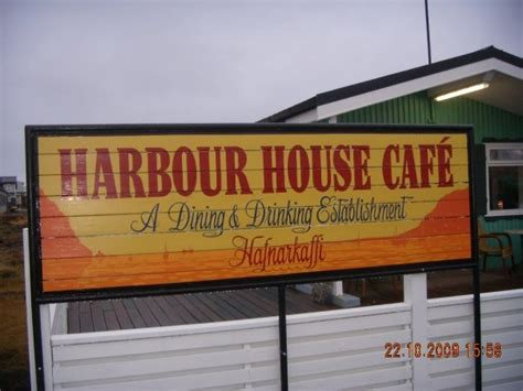 harbour house cafe the historic siglo harbour hostel and apartments icelandic times