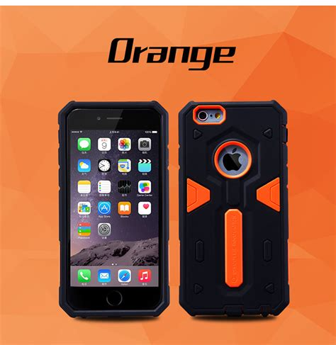 Nillkin Defender Iphone 6 Plus nillkin defender 2 series phone back cover for iphone 6 plus 5 5inch alex nld