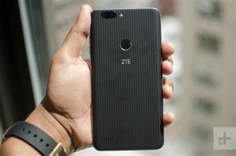 zte blade z max on review digital trends