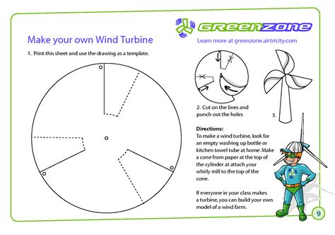 How To Make Windmills Out Of Paper - build your own wind turbine alvinbowen lentine marine