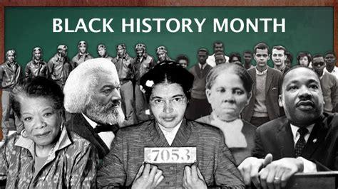 themes black history program black history month theme