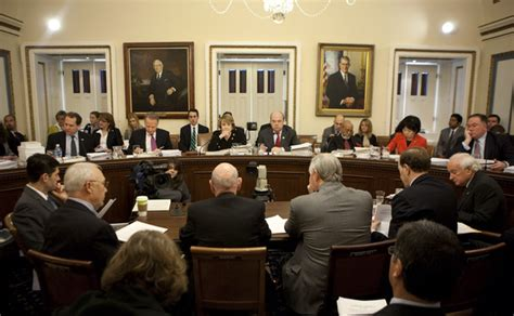 Louise Slaughter In House Rules Committee Meets On Reconciliation Act Of 2010 Zimbio