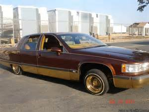 1993 Cadillac Brougham For Sale 1993 Cadillac Fleetwood Brougham 4 Sale Price 5 000