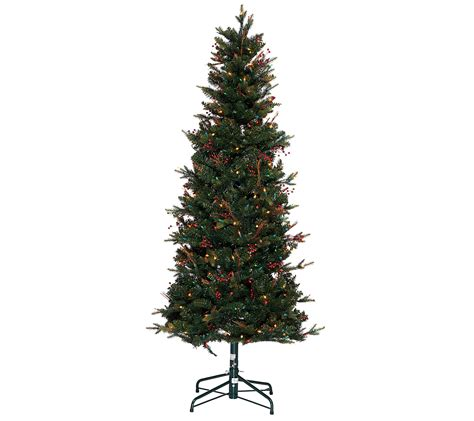 bethlehem lights 6 5 lakewood fir christmas tree w