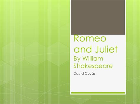 book report of romeo and juliet romeo and juliet book report david cuy 224 s