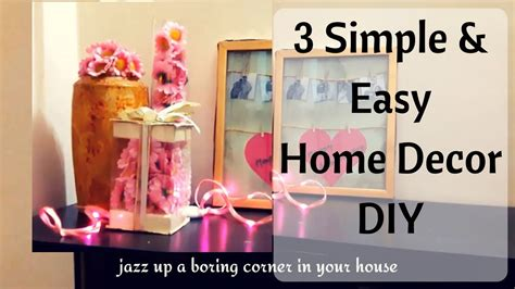 super cheap home decor 3 diy home decor ideas that can jazz up a corner of your