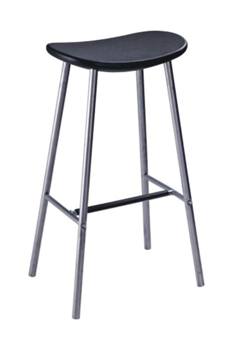 simple bar chairs simple style black pp bar chair barstool pub bistro stools