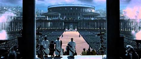 film gladiator rome gladiator 2000 commodus enters rome youtube