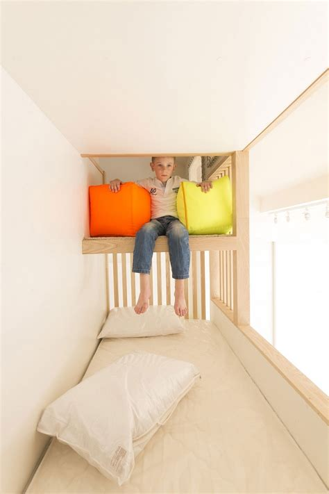How To Turn Loft Into Bedroom by Small Loft Apartment Turned Into A Trendy Home Space