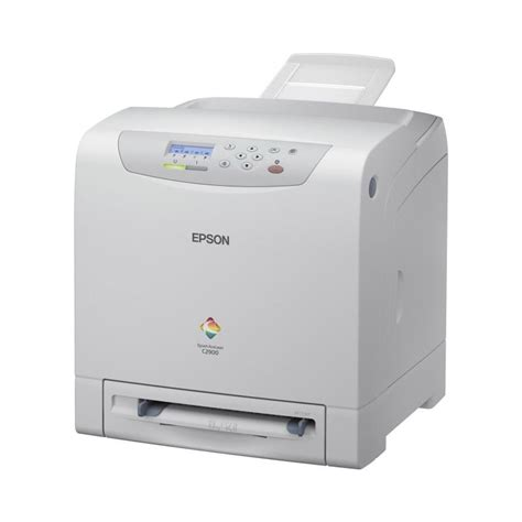 Printer Laser Epson epson aculaser c2900n colour laser printer ebuyer