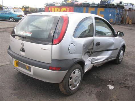 vauxhall silver phoenix auto salvage spares
