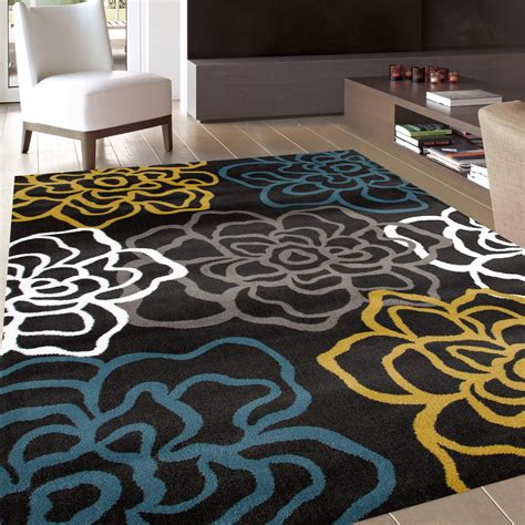 modern floral area rugs modern floral area rugs beautiful wool area rug 8x10