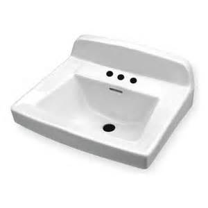 ada wall hung sink sink wall hung vitreous china ada wall mounted sinks