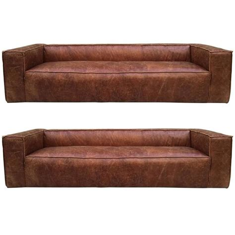 distressed brown leather sofa best 25 distressed leather sofa ideas on