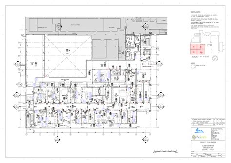 layout design of pharma company pharmaceutical grade infrastructure twisted pair