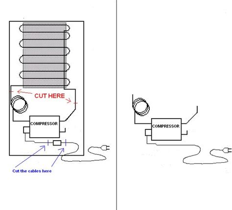 motor wiring diagram furthermore dometic refrigerator