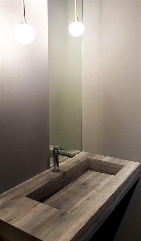 mobili bagno idea come arredare un bagno industrial chic ideagroup