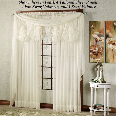 sheer window treatments emelia sheer window treatments