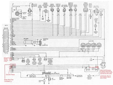 5 0 fuel injection wiring harness wiring diagram with