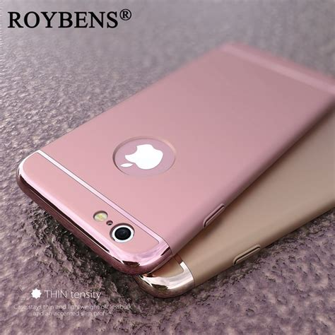 Casing Cover Iphone 5 Ume 3 In 1 Chrome I Ring Stand luxury gold removable 3 in 1 plastic for iphone 6 6s 7 4 7 plus 5 5 pc plating