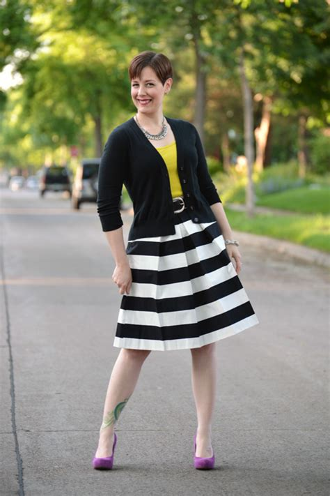 black and white striped skirt black and white striped skirt archives already pretty