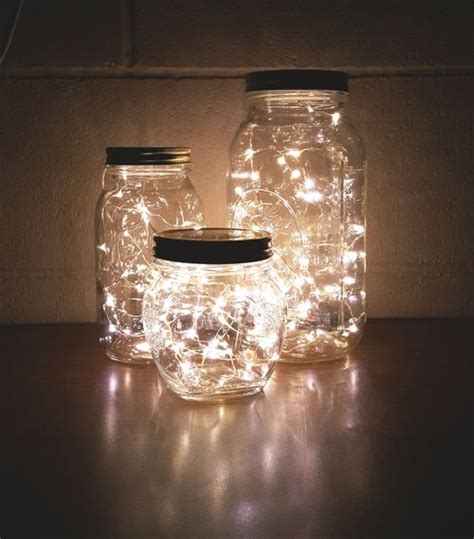Learn How To Make Mason Jar Luminaries With Our Quick And Diy Lights In A Jar
