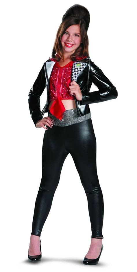 8 Costumes For by Disney Chee Chee Biker Costume