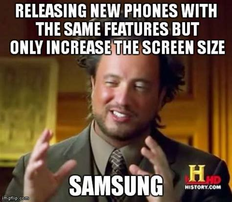 Hi5 Meme - releasing new phones with the same features but only
