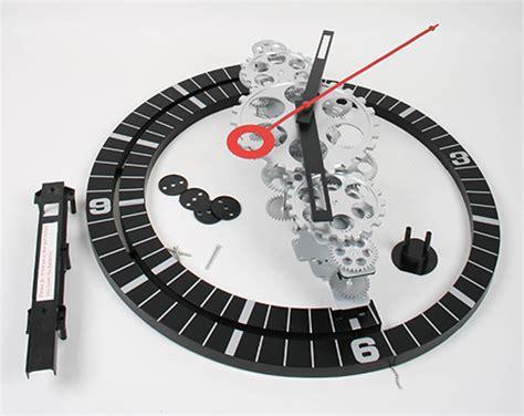 Uhr Mit Sichtbarem Uhrwerk by Silea 222 8551 Wanduhr Mit Sichtbarem Uhrwerk Durchmesser