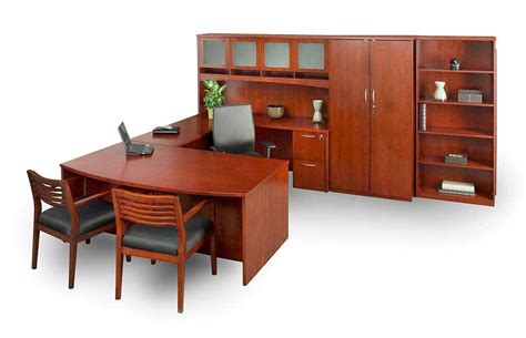 Amazing Wood Office Furniture With Office Furniture Wood Home Office Furniture