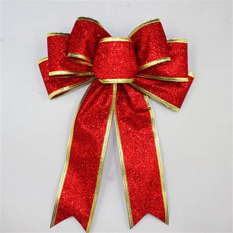 large christmas bow decorations billingsblessingbags org