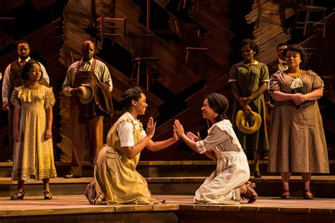 the cast of the color purple where to go the color purple on broadway at the fox