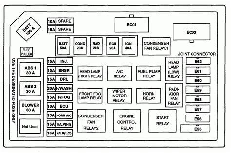 2000 hyundai sonata gls fuse box diagram hyundai wiring