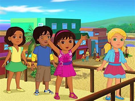 Dora And Friends Dance Party | quot dora and friends into the city quot dance party tv episode