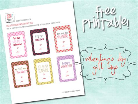 printable believe tags hello good gravy free diy printable valentine s day