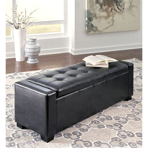 signature upholstered bench signature design benches upholstered storage bench