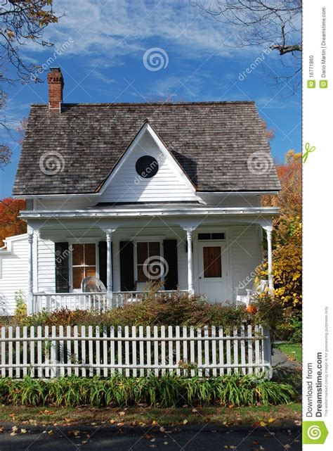 Small Homes New York Small House In New York State Stock Photo Image 16771860
