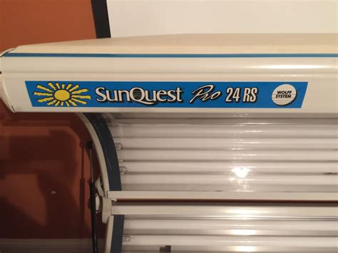 sunquest tanning beds letgo sunquest pro tanning bed in richmond ky