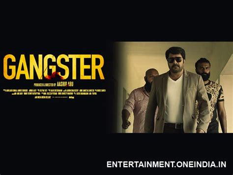 gangster film elements mammootty s gangster releasing today filmibeat