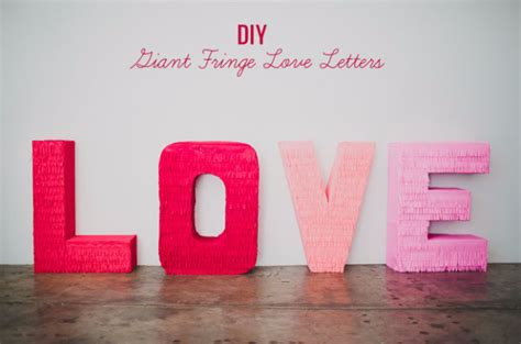 Letter Diy 41 Amazing Diy Architectural Letters For Your Walls Diy Projects For