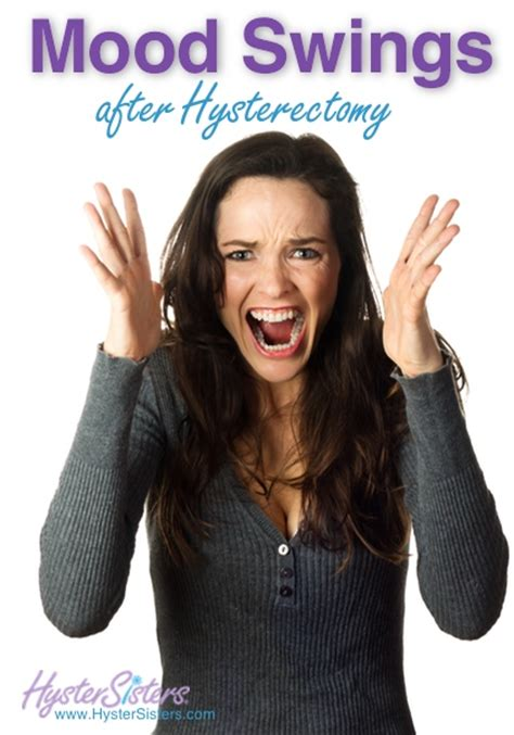 perimenopause mood swings anger mood swings after hysterectomy recovery swings and articles