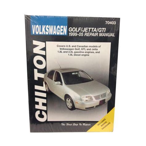 free online auto service manuals 1999 volkswagen jetta user handbook chilton s 1999 2005 volkswagen golf jetta total car care repair manuals northern auto parts