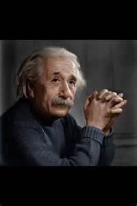 albert einstein in color albert einstein in colors photography