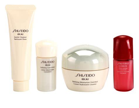 Produk Shiseido Ibuki shiseido ibuki kosmetik set iv notino de